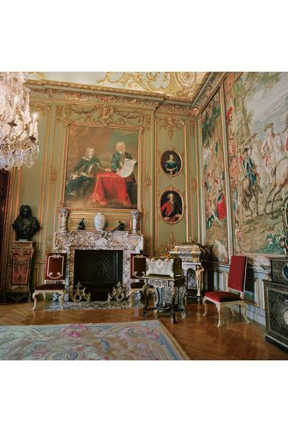Blenheim Palace - State Room