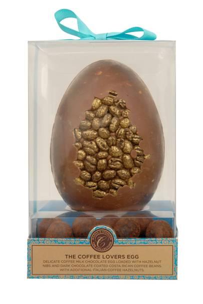 Marks & Spencer, 'The Coffee Lover's Egg'