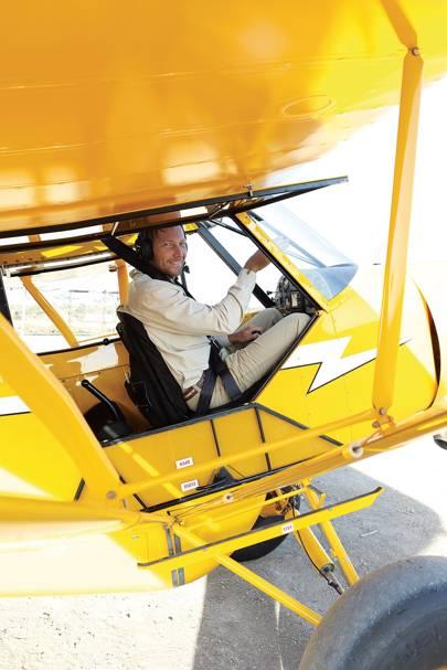 Airplane - Segera Retreat Kenya