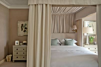 London Townhouse Bedroom - Emma Sims Hilditch