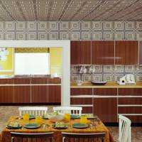 Geometric Kitchen, 1968
