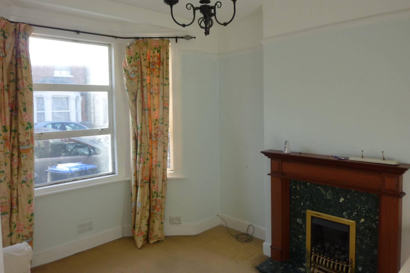 Small Grey Living Room Victorian Terrace Renovation Ideas House Garden