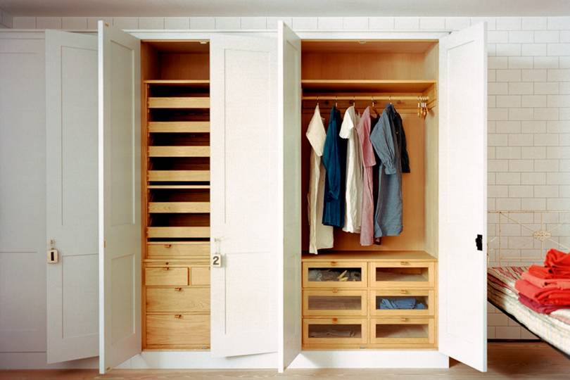 Wardrobe Ideas Bedroom Storage And Clothes Storage Ideas