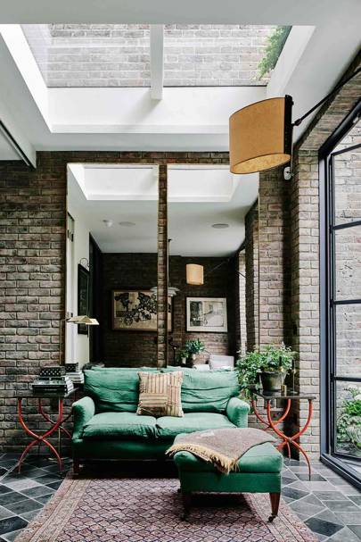 Skylight Sofa - London Terrace Restoration