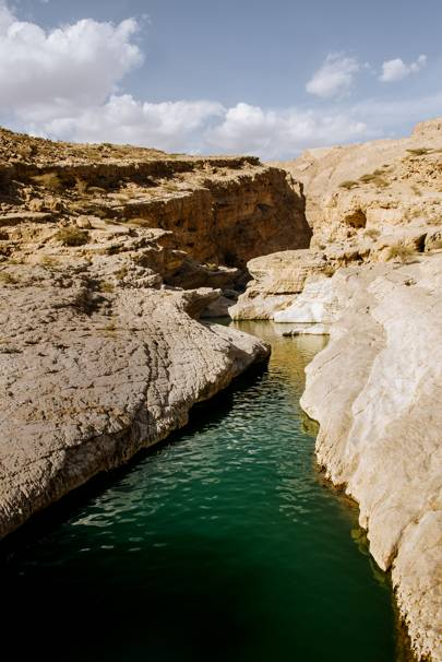 Travel in Oman, p136