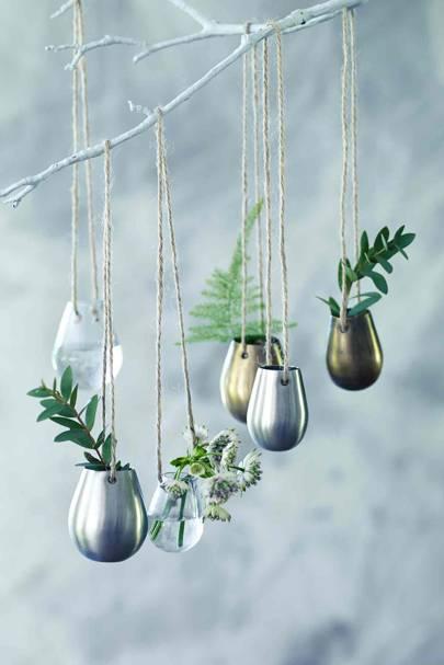 Rowen and Wren - Mini Drop Vases