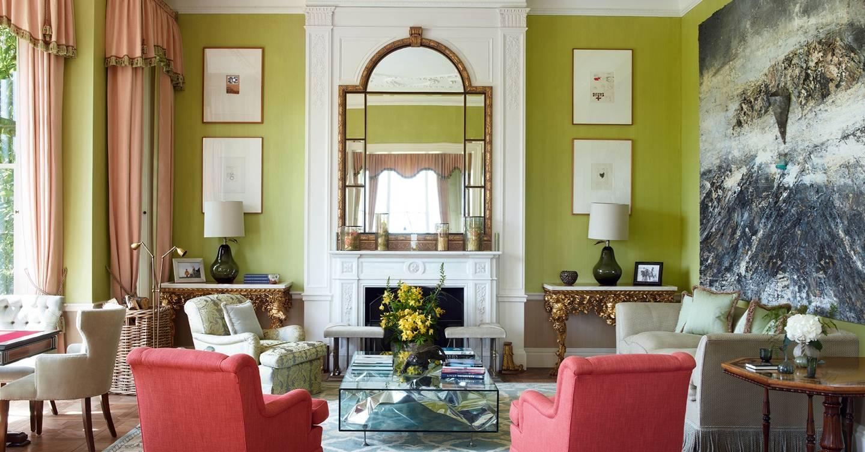 Interior Designer Fiona Shelburne's Clever Mix Of
