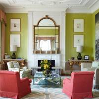 Green Paint Ideas | Wall Paint Colours | House & Garden
