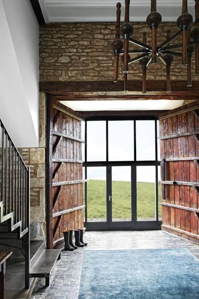 Barn Doors - Cotswolds Barn