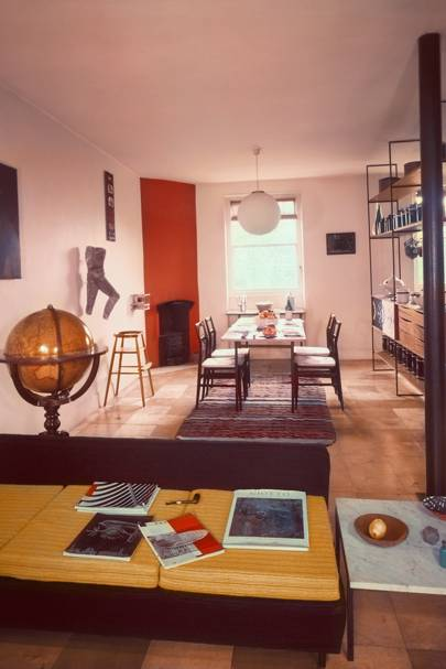 Terence Conran S First Home 1957 House Garden