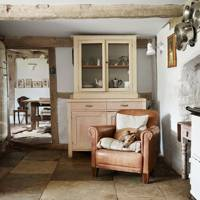 Seating by the Aga