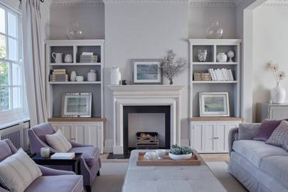 Regent's Park Living Room - Emma Sims Hilditch