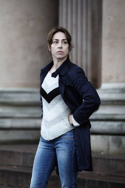 The Killing Series 3 Sarah Lund Jumper