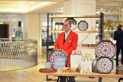 Prince Charles' Turquoise Mountain hosts a pop-up at Fortnum & Mason