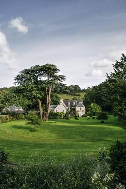 Libby Russell's Batcombe Garden