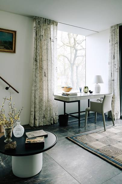 Desk - Flint House   Real Homes