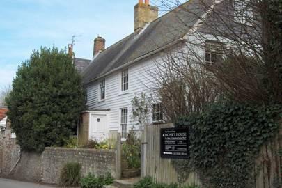 Virginia Woolf, Monk's House, East Sussex, England