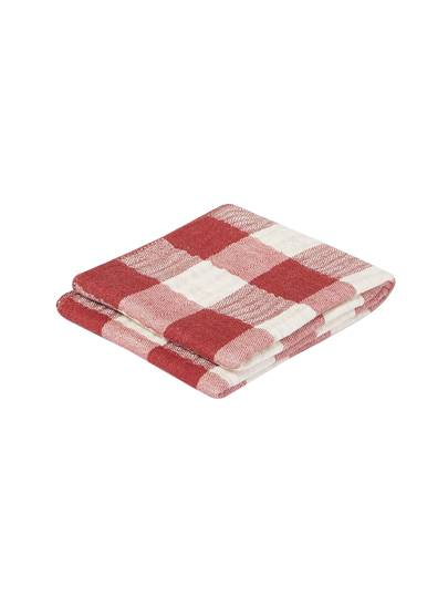 Vintage Check Towel, £16