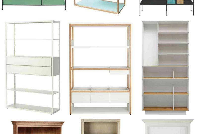 stand alone shelves. Best Stand-alone Shelving | Furnishings Interior Design Ideas House \u0026 Garden Stand Alone Shelves T
