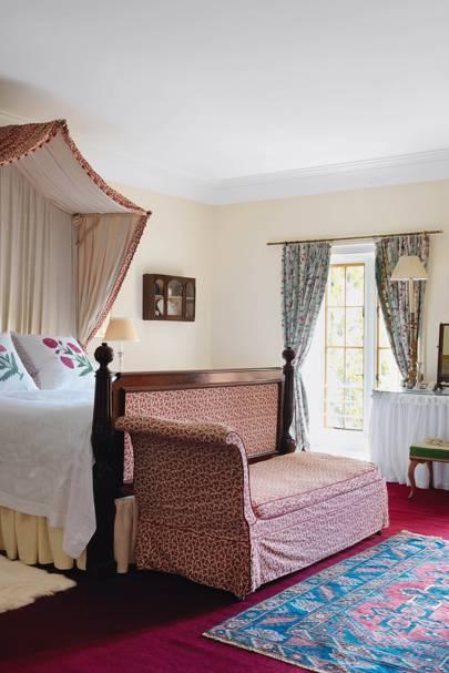 Bedroom - Holker Hall