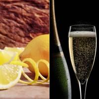 Lemon Ganache and Champagne