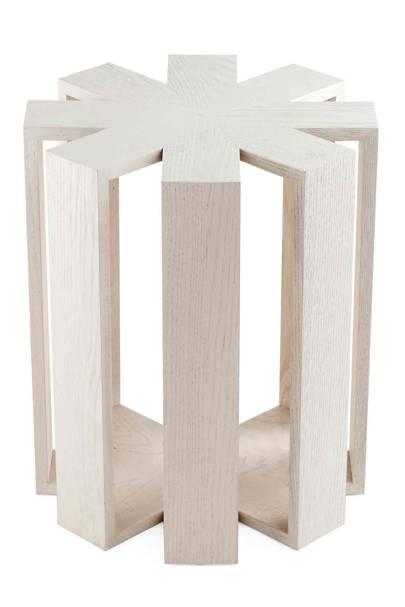 Asterisk Side Table