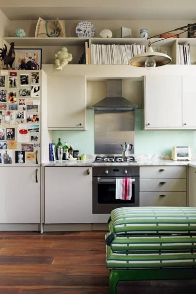 Calacatta Marble Kitchen Worktop
