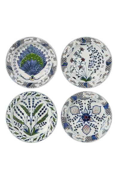 Isphahan Plates