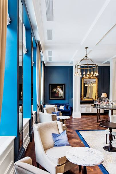 Swoon at the Waldorf Astoria's Interiors