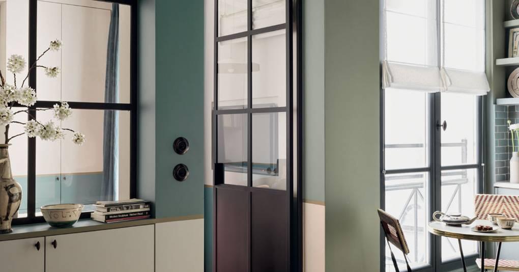 Marianne Evennou's ingenious design for a tiny Paris apartment