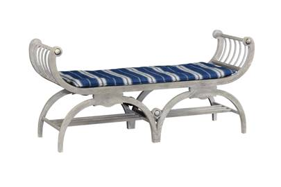 Double Lucca Bench