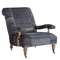 Walnut Lounging Chair