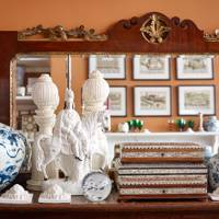 Pentreath & Hall - Shop Display