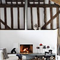 Hygge: Cosy Living Room in a Barn