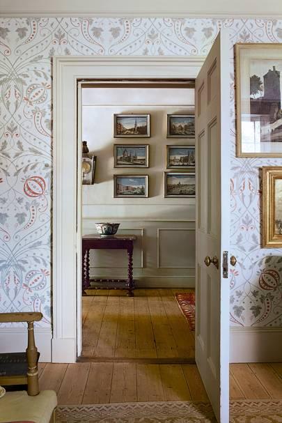 Wallpaper Ideas House Garden