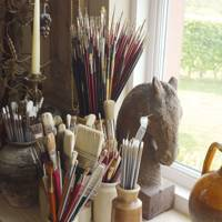 Sculpture and Art Supplies - Scottish Borders New Build