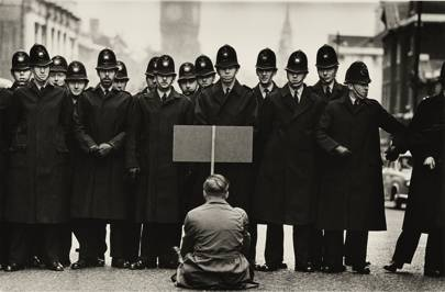 Don McCullin, until May 6