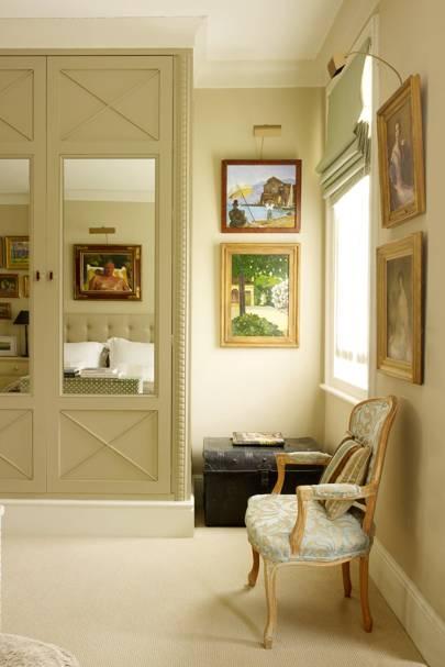 Mirror Panels