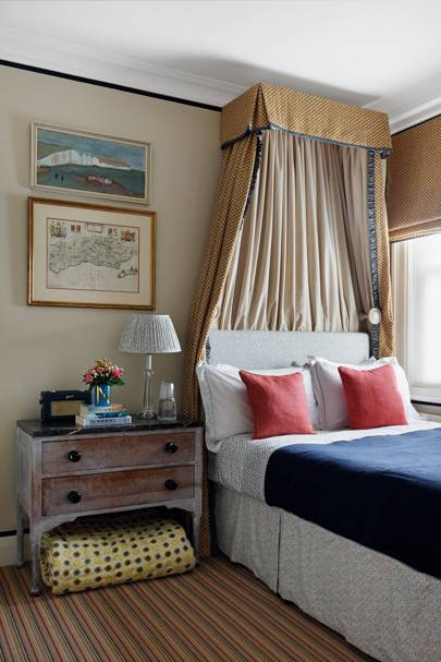 Spare Bedroom - At Home: Nicole Salvesen London Family Home | Real Homes