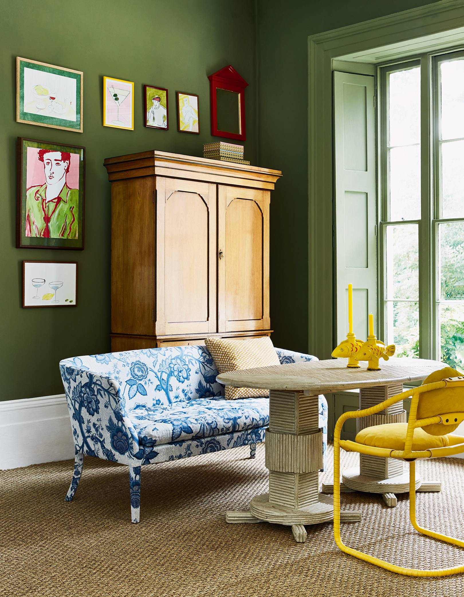 How to choose paint colours   House & Garden