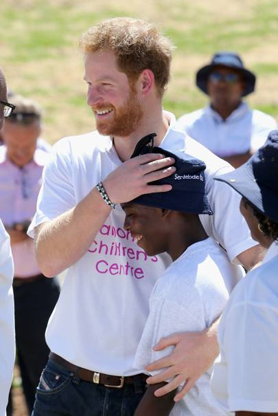 The Duke and Duchess of Sussex announce a royal tour of Africa, with baby Archie in tow
