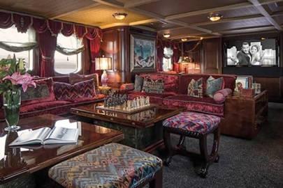 J K Rowling S Yacht Amphitrite House Amp Garden