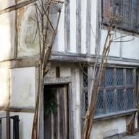 Exterior Front Door - Tudor House