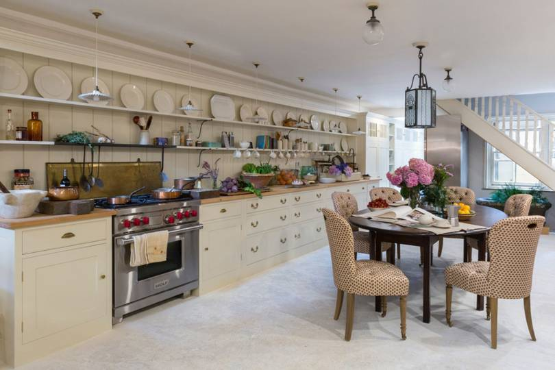 Christopher Howe And Plain English Kitchen Collaboration