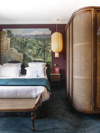 exotic influences at hotel monte cristo