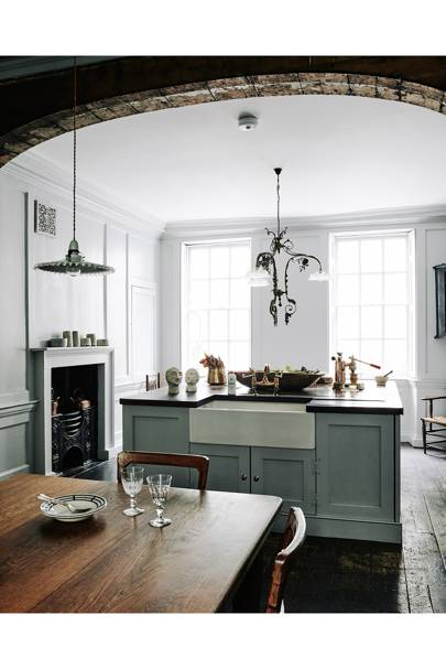 Kitchen Diner - Traditional Bath B&B