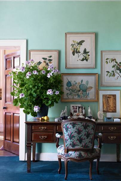 Living Room Desk - Holker Hall