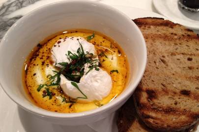 Turkish Eggs at Kopapa