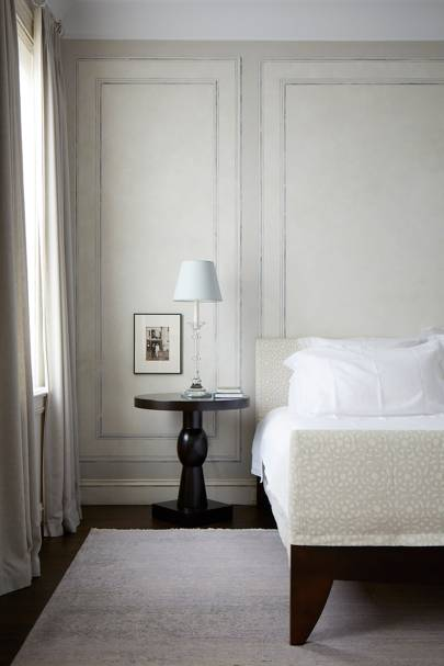 Rita Konig Manhattan House - Bedroom