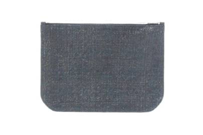 August 27: Navy Sparkle Clutch Bag, £55
